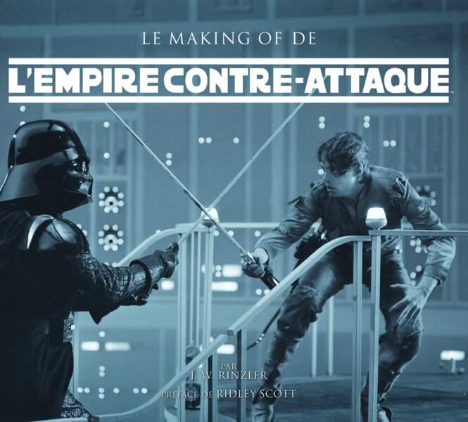 L'Empire contre-attaque, le making of