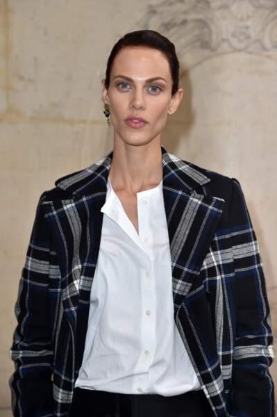 Aymeline Valade Defilé Dior 30 Septembre