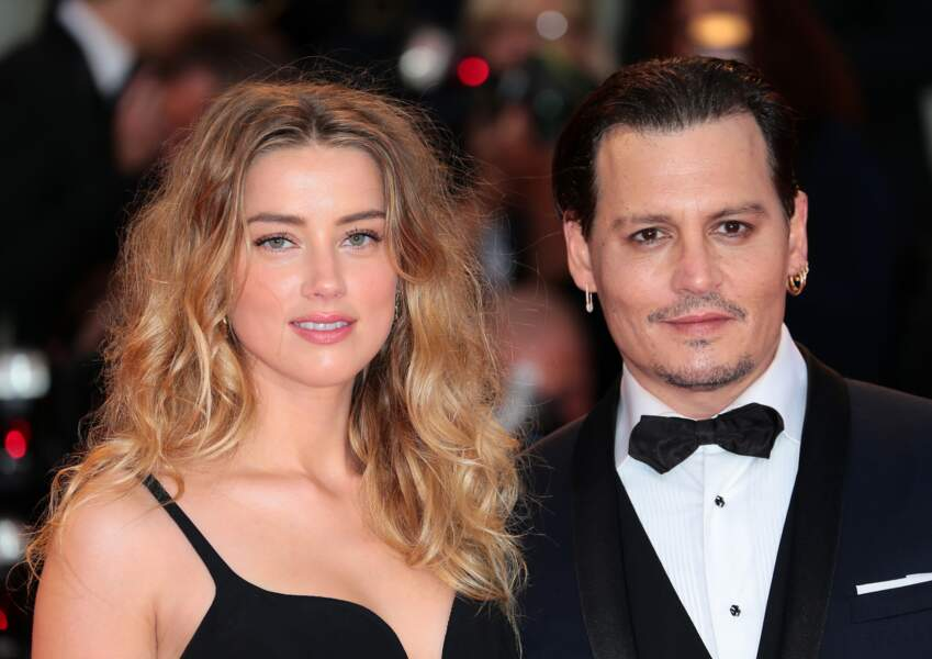 Depuis le temps qu'il attendait, Johnny Depp a enfin épousé Amber Heard au mois de janvier