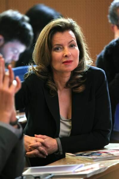 Forum 'Elle élection présidentielle à Sciences Po' en 2012