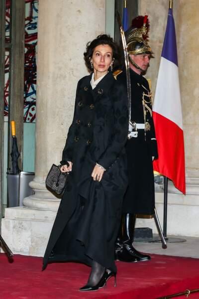 L'ex-ministre de la Culture Audrey Azoulay était conviée au dîner d'État en l'honneur du président chinois