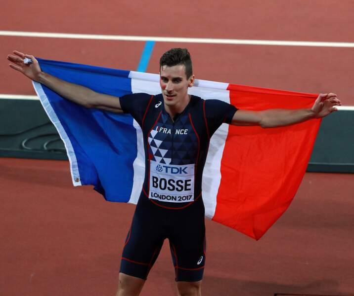 Pierre-Ambroise Bosse a crée la surprise et a beaucoup amusé les journalistes par sa spontanéité