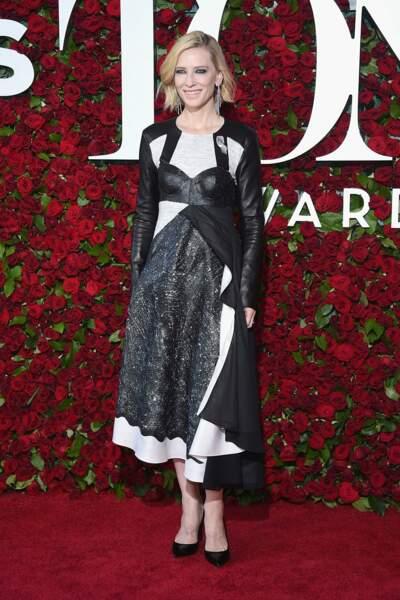 Cate Blanchett en Louis Vuitton