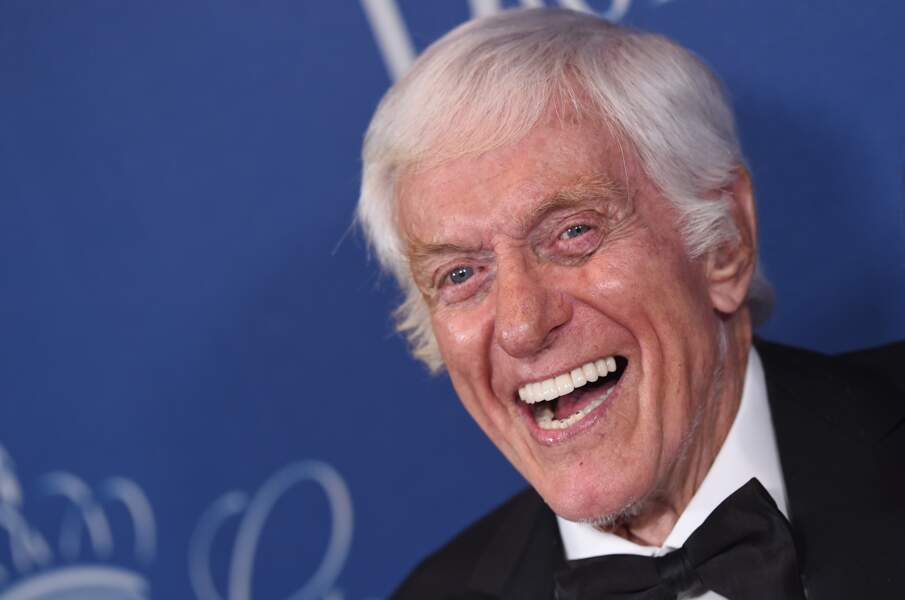 Dick Van Dyke aux Princess Grace Awards en 2014 à Beverly Hills