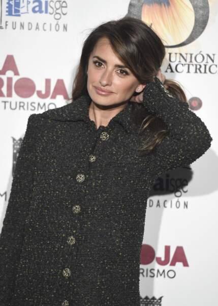 """Penélope Cruz concourait pour """"Everybody knows"""", réalisé par son époux, Javier Bardem"""