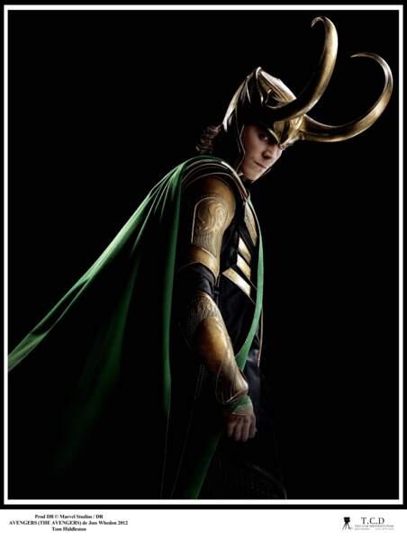 Frère adoptif de Thor, Loki en est rapidement devenu l'un des ennemis les plus farouches.