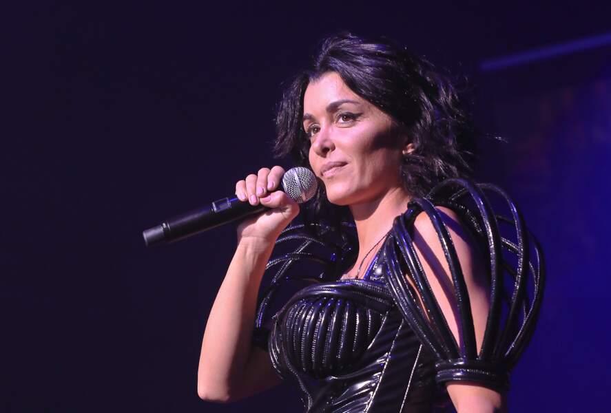 Jenifer en concert à Lille en 2013