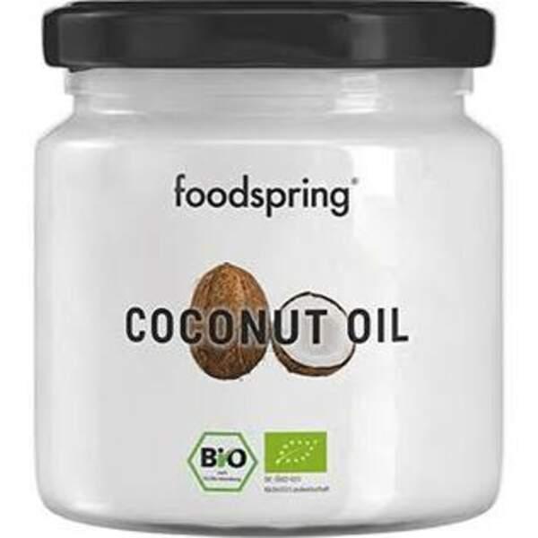 Coconut Oil, Foodspring, 6,99€