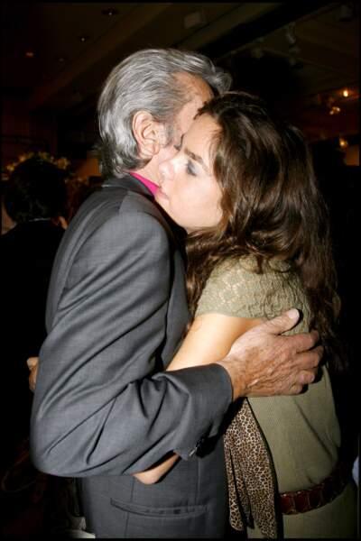 2007. La tendresse d'un père pour sa fille.