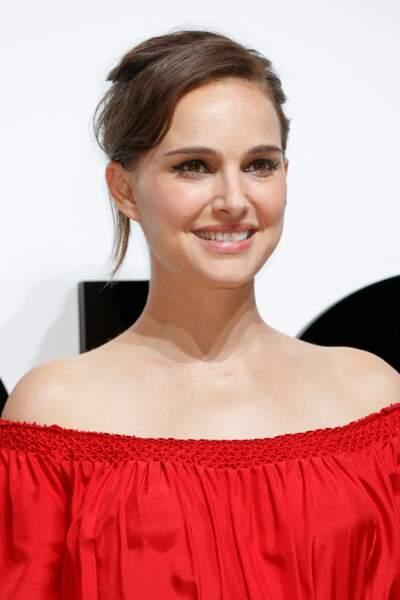 Natalie Portman est végane depuis 2009. Ca lui réussit!