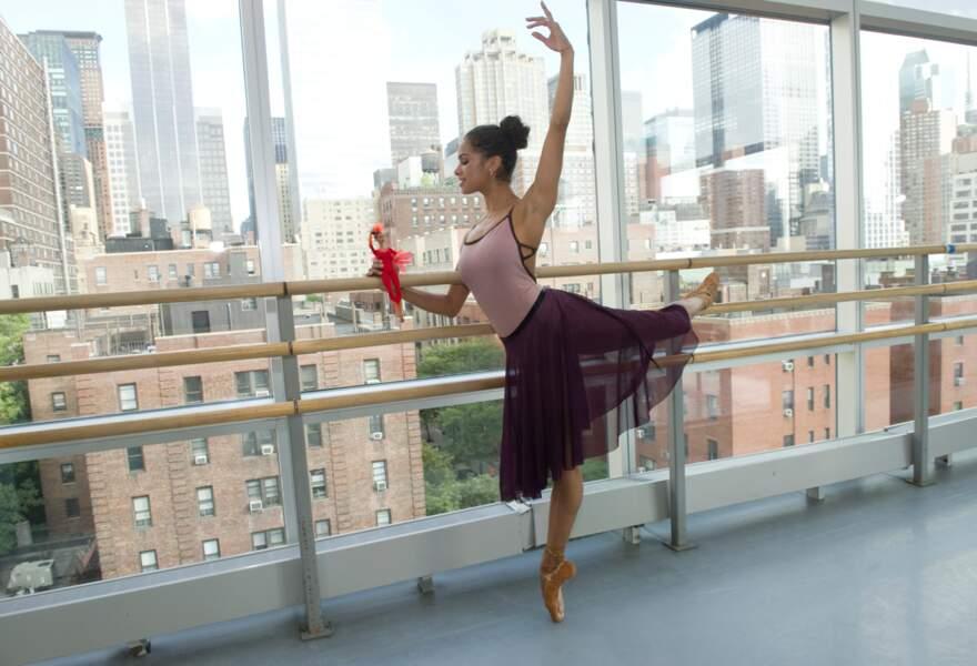 La danseuse classique Misty Copland est devenue une poupée Barbie en 2016