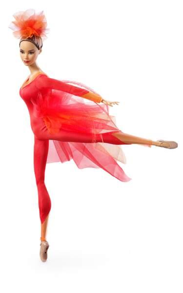 La poupée Barbie de la danseuse classique Misty Copland
