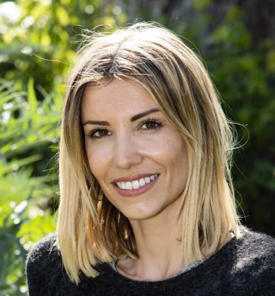 Alexandra Rosenfeld: teint frais et maquillage léger