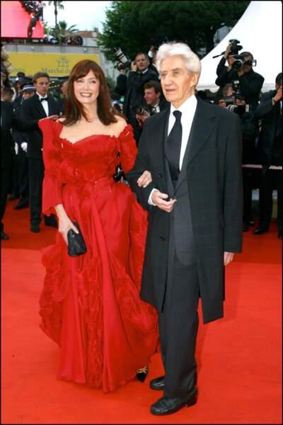 Sabine Azema et Alain Resnais (2002)
