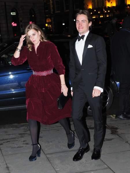A 34 ans, le boyfriend de Béatrice d' York fait fortune dans l'immobilier de luxe