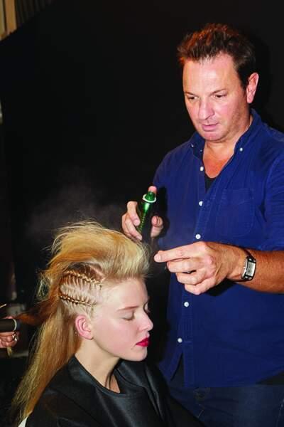 Damien Boissinot, Hairstylist René Furterer