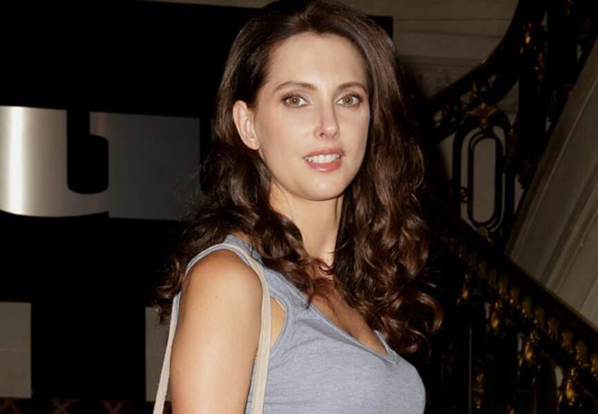 L'actrice Frédérique Bel