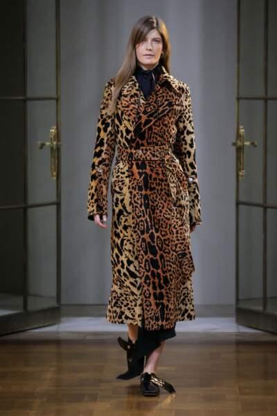 Manteau par Victoria Beckham