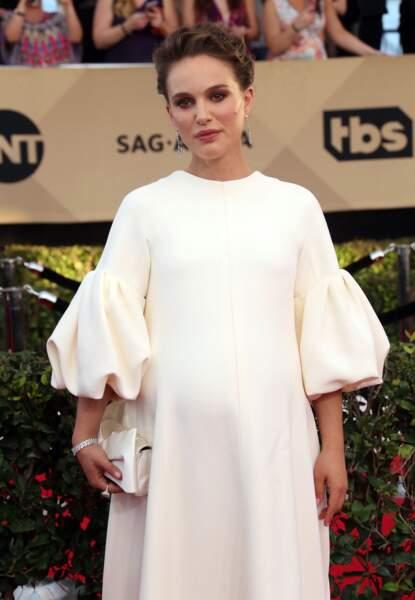 L'actrice attend son deuxième enfant
