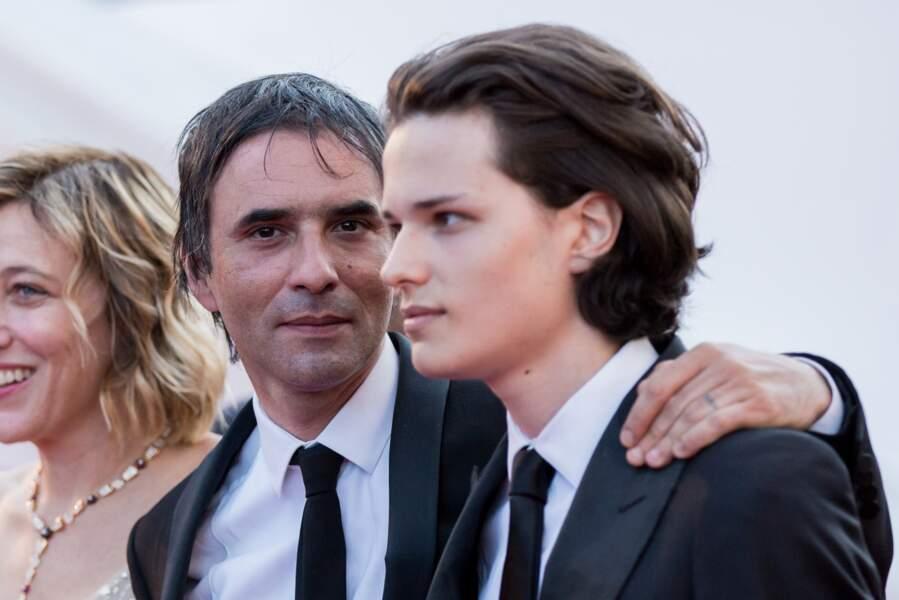Tout comme ses parents, Jules Benchetrit se passionne pour le cinéma