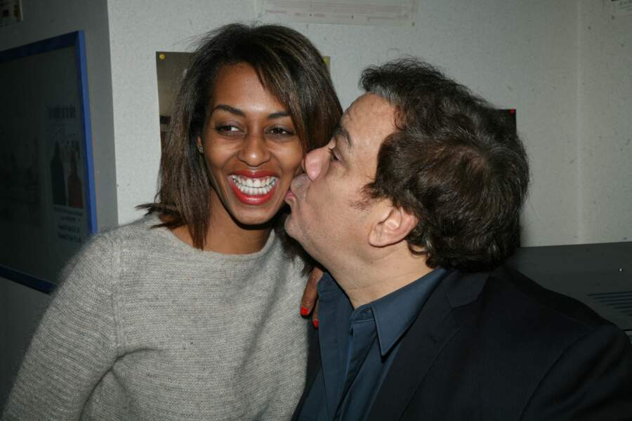 Didier Bourdon est très amoureux de Marie-Sandra