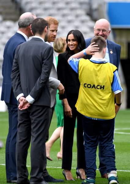Meghan Markle et Harry en Irlande