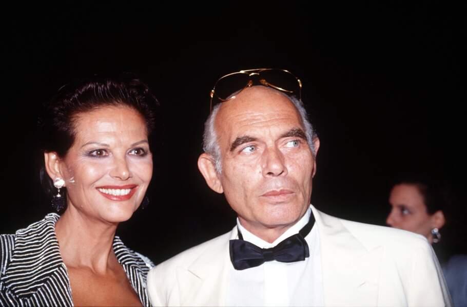 Claudia Cardinale et Pasquale Squitieri (1993)