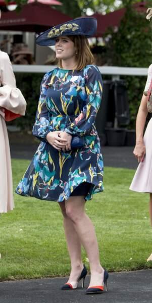 Quand la princesse Eugenie est apparue jambes nues lors du Royal Ascot