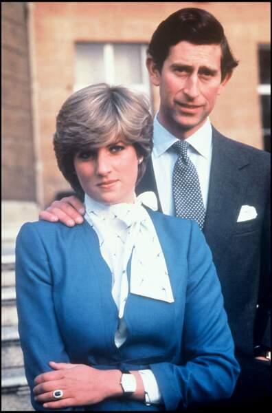 Quand la princesse Diana a choisi elle-même sa bague de fiançailles dans le catalogue du joailler Garrard