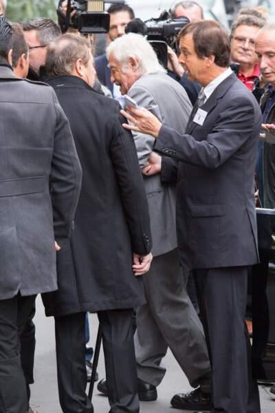 Les obsèques de Charles Gérard avaient lieu ce jeudi 26 septembre, à la Cathédrale Saint-Jean-Baptiste à Paris