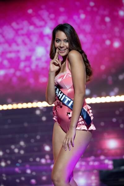 Vaimalama Chaves : une Miss Tahiti devenue Miss France 2019 grâce à son charme et sa beauté naturelle