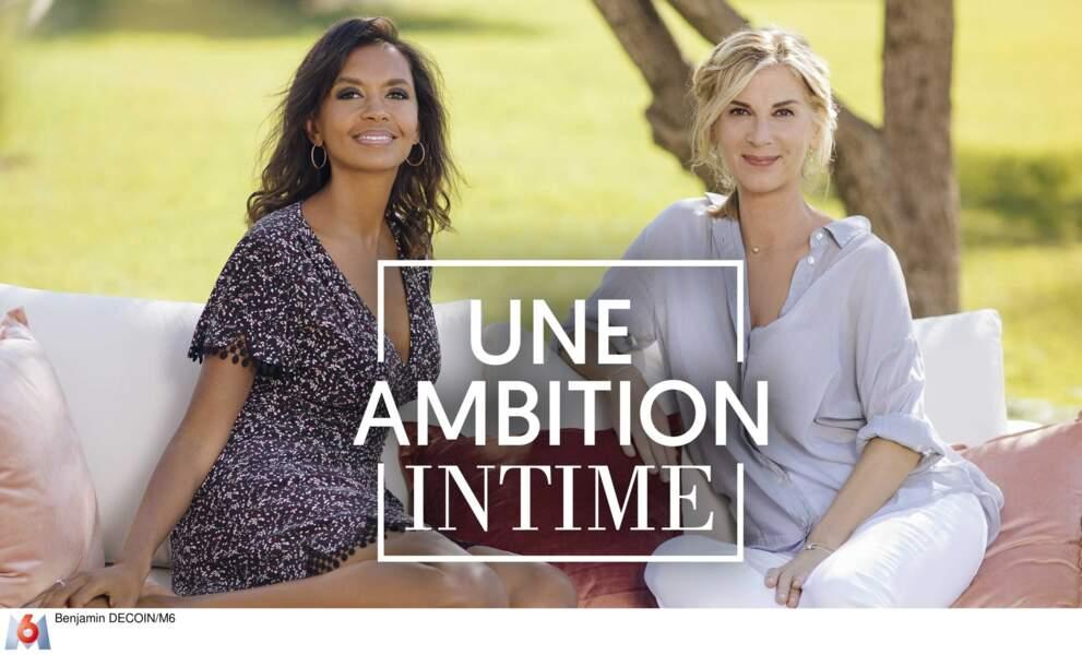 """En 2019, Karine Le Marchand a reçu Michelle Laroque dans la nouvelle saison d'""""Une Ambition Intime"""" (M6)"""