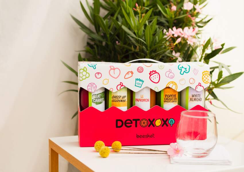 Une cure Detoxoxo pour booster son énergie