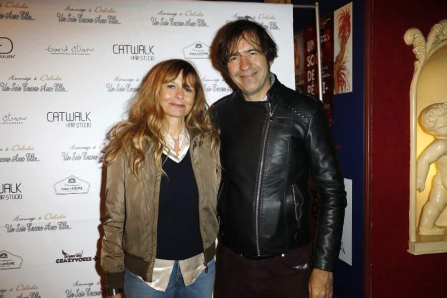 Marina Pastor et Thierry Samitier, complices pour une rare apparition publique