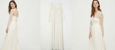 Robe de mariee kate middleton imitation