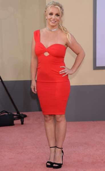 Après un passage à vide, Britney Spears semble avoir retrouvé la forme !