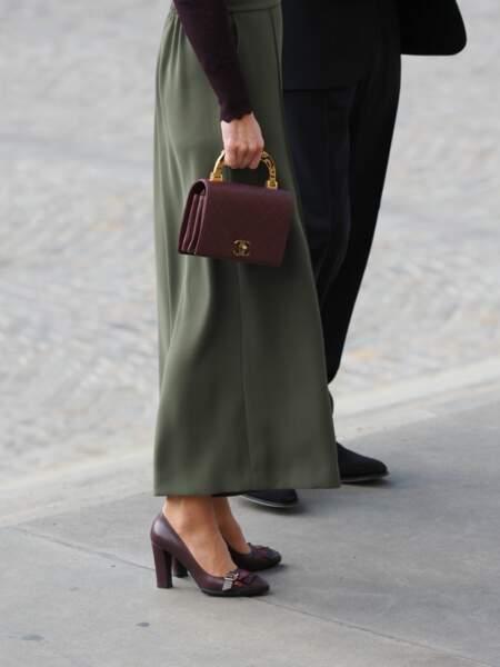 Kate Middleton voue une passion aux pantalons jupe-culotte qu'elle possède dans de nombreux modèles