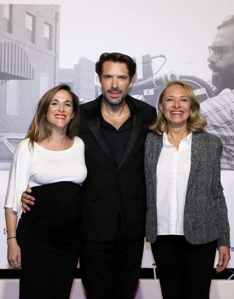 Victoria Bedos accompagnait son frère Nicolas Bedos à l'avant-première de son nouveau film, La Belle Époque