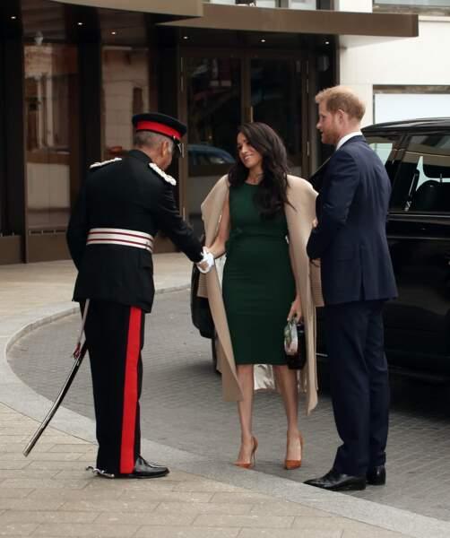 Meghan Markle et le prince Harry vont assister à la soirée des WellChild Awards.