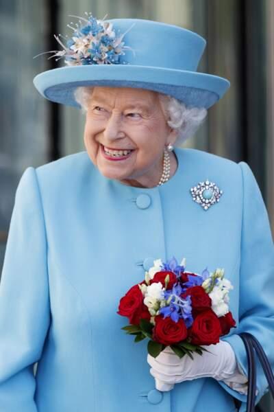 De son côté, la reine Elizabeth II déteste les vernis colorés.