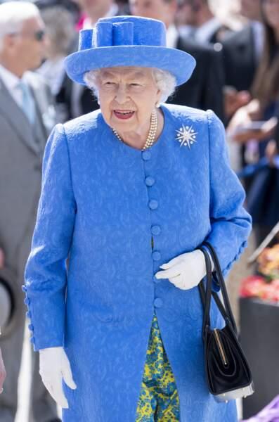 Le vernis sur les pieds de Kate Middleton devrait agacer la reine Elizabeth II.
