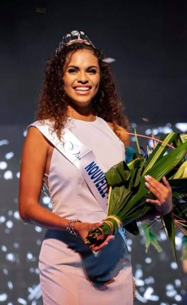 Anaïs Toven élue Miss Nouvelle-Calédonie 2019 pour Miss France 2020 !