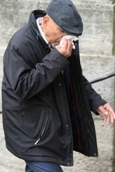 Greg Germain peine à retenir ses larmes en pensant à son ami Jean-Michel Martial