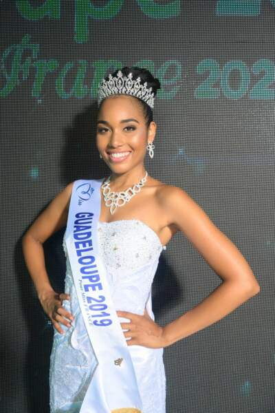 Clémence Botino élue Miss Guadeloupe 2019 pour Miss France 2020 !