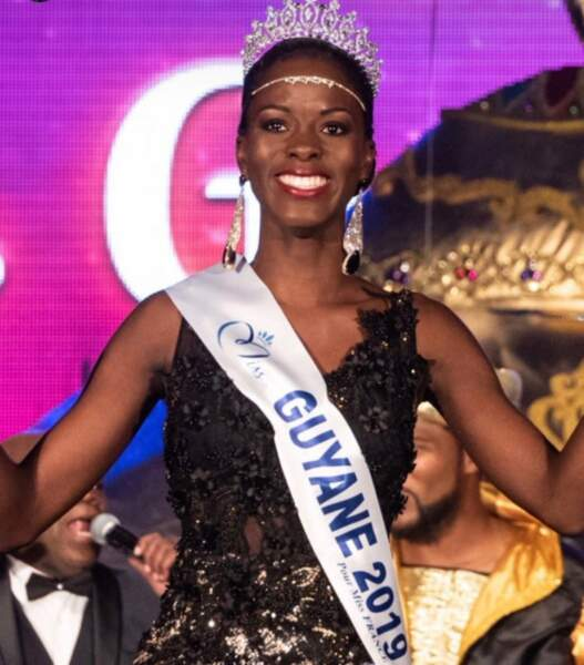 4 - Dariana Abe élue Miss Guyane 2019 pour Miss France 2020 !
