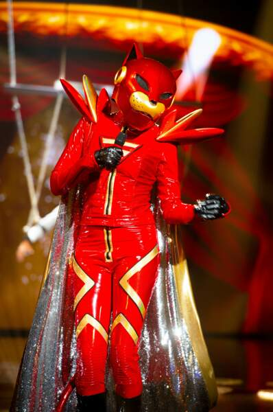 Des costumes impressionnants ont donc été conçu pour Mask Singer