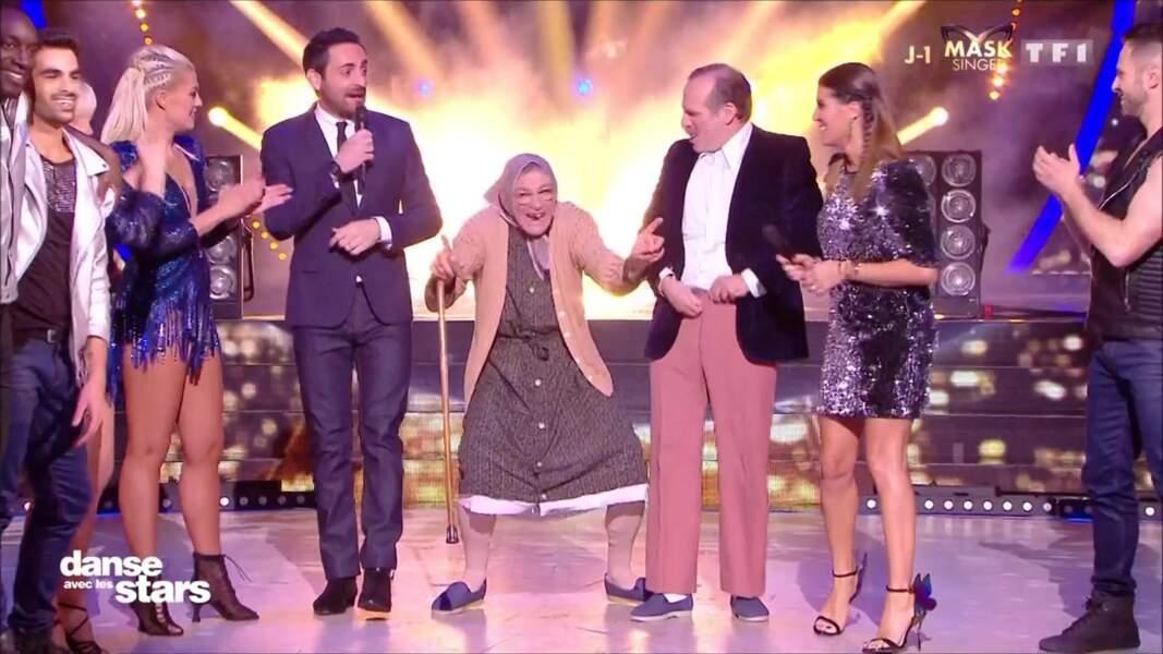 Karine Ferri a fait sensation ce jeudi 7 novembre dans Danse avec les stars