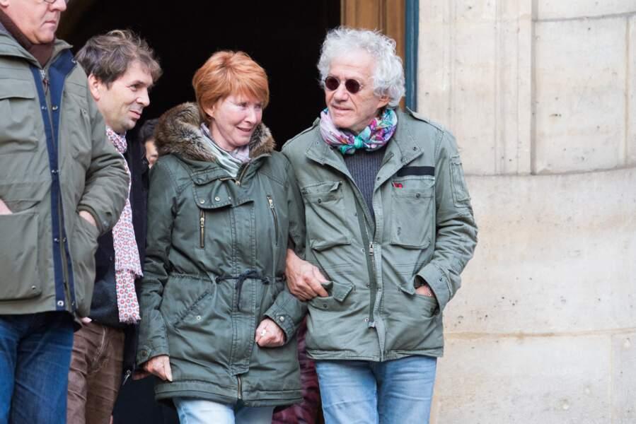 Jean-Luc Moreau et des amis de Pascale Roberts