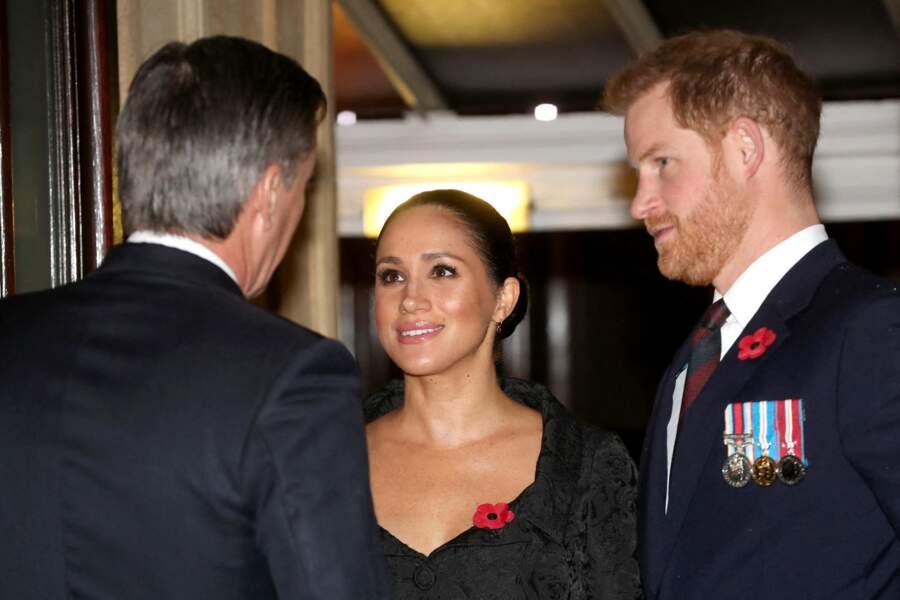 Le prince William et le prince Harry n'ont pas été vus ensemble depuis l'été.