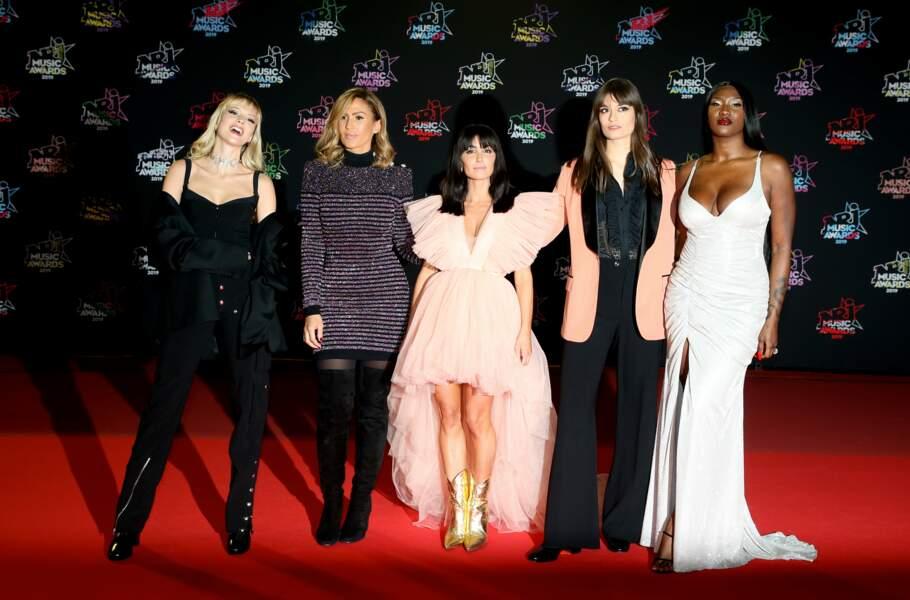 NRJ Music Awards 2019 : les tenues les plus sexy et originales de la soirée.